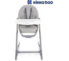 Kikka Boo - Cadeira da papa Gourmet Grey