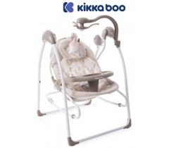Kikka Boo - Espreguiçadeira e Baloiço Mia Stella 2 in 1  Beige