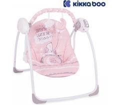 Kikka Boo - Espreguiçadeira e baloiço Felice Pink Rabbit