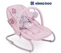 Kikka Boo - Espreguiçadeira Foliage Pink Rabbits