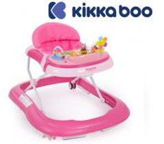 Kikka Boo - Andador Flowers Rosa