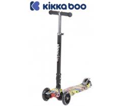 Kikka Boo - Scooter Graffiti Art