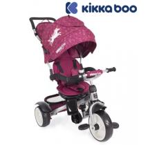 Kikka Boo - Triciclo 3 em 1 Alonsy Unicorns