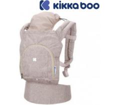Kikka Boo - Portabebés Hoody Bege