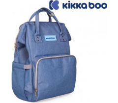 Kikka Boo - Bolsa Siena Light Blue