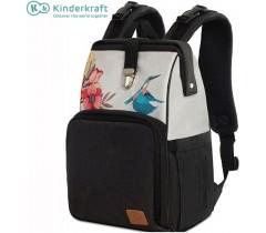 Kinderkraft - Mochila para carrinho de passeio MOLLY Bird