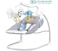 Kinderkraft - Espreguiçadeira de baloiço MINKY mint