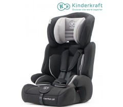 Kinderkraft - Cadeira Auto Comfort Up black