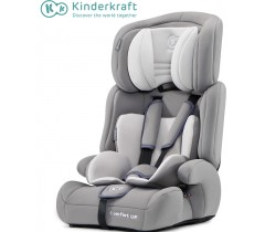 Kinderkraft - Cadeira Auto Comfort Up grey