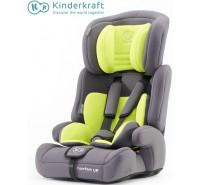Kinderkraft - Cadeira Auto Comfort Up lime