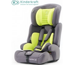 Kinderkraft - Cadeira Auto Comfort Up lime