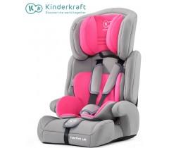 Kinderkraft - Cadeira Auto Comfort Up pink