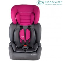 Kinderkraft - Cadeira Auto CONCEPT pink