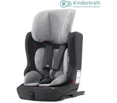 Kinderkraft - Cadeira Auto ISOFIX FIX2GO black/gray