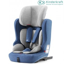 Kinderkraft - Cadeira Auto ISOFIX FIX2GO navy