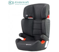 Kinderkraft - Cadeira Auto Junior Fix black ISOFIX