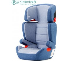 Kinderkraft - Cadeira Auto Junior Fix navy ISOFIX