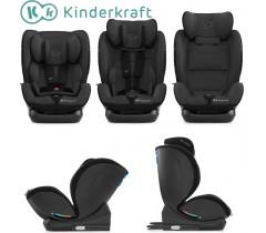 Kinderkraft - Cadeira auto 0+/1/2/3 MYWAY black