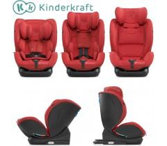 Kinderkraft - Cadeira auto 0+/1/2/3 MYWAY red