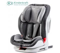 Kinderkraft - Cadeira Auto ONETO3 ISOFIX black/gray
