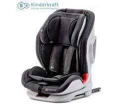 Kinderkraft - Cadeira Auto ONETO3 ISOFIX black