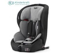 Kinderkraft - Cadeira Auto SAFETY-FIX black/gray ISOFIX