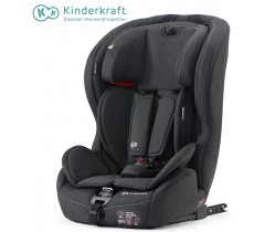 Kinderkraft - Cadeira Auto SAFETY-FIX black ISOFIX