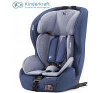 Kinderkraft - Cadeira Auto SAFETY-FIX navy ISOFIX