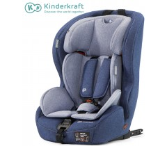 Kinderkraft - Cadeira Auto SAFETY-FIX navy ISOFIX