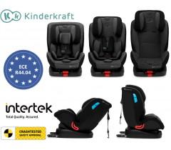 Kinderkraft - VADO Black 0-1-2 (0-25 KG)