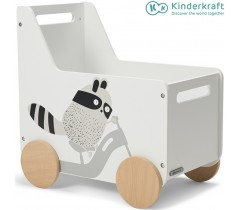 Kinderkraft - Baú Racoon Toy Box