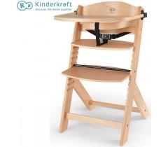 Kinderkraft - Cadeira da papa Enock natural