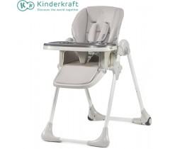 Kinderkraft - Cadeira da papa YUMMY grey