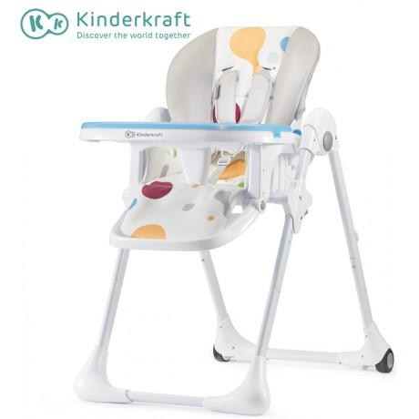Kinderkraft - Cadeira da papa YUMMY multi