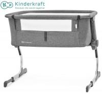 Kinderkraft - Berço UNO gray
