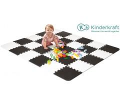 Kinderkraft - Tapete de atividades Luno Black