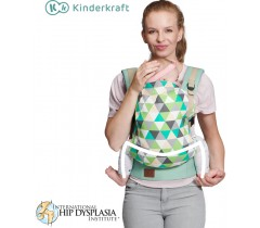 Kinderkraft - Porta bebés NINO mint