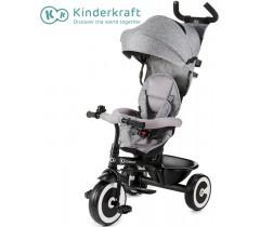 Kinderkraft - Triciclo ASTON grey