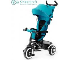 Kinderkraft - Triciclo ASTON turquoise