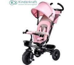 Kinderkraft - Triciclo AVEO pink