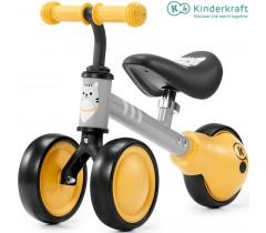 Kinderkraft - Primeira bicicleta Cutie Honey