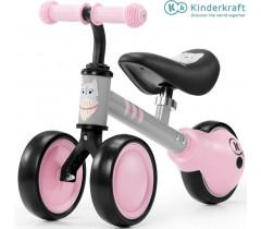 Kinderkraft - Primeira bicicleta Cutie Pink