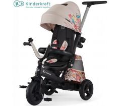 Kinderkraft - Triciclo 5 in 1 EASYTWIST Bird