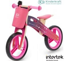 Kinderkraft - Bicicleta Runner Galaxy pink