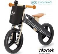 Kinderkraft - Bicicleta Runner Vintage black