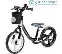 Kinderkraft - Bicicleta Space black