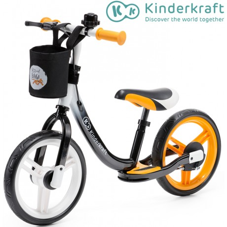 Kinderkraft - Bicicleta Space orange