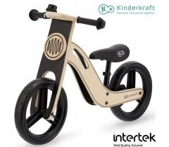 Kinderkraft - Bicicleta UNIQ natural
