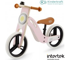 Kinderkraft - Bicicleta UNIQ pink