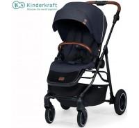 Kinderkraft - Carrinho de bebé All Road Imperial Blue
